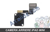 camera arriere ipad mini