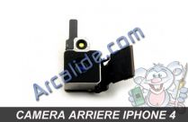 camera arriere iPhone 4