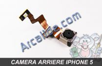 camera arriere iphone 5