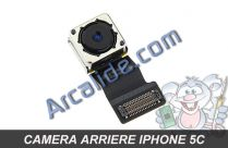 camera arriere iphone 5c