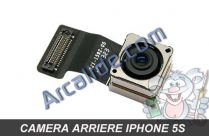 camera arriere iphone 5s