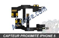 capteur proximit� iphone5