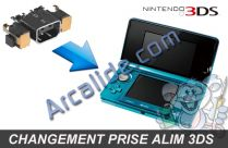 changer prise alim 3ds