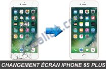 change ecran iphone 6s +