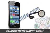 changer home iphone 4s