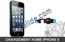 changer home iphone 5