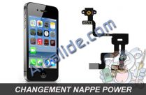 changer power iphone 4s