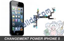 changer power iphone 5