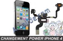 changer power iphone 4