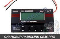 chargeur radiolink cb86