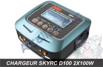 chargeur skyrc d100