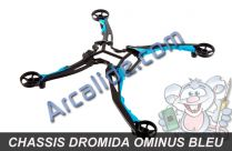 chassis ominus bleu