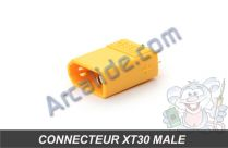 connecteur xt30 male