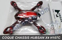 chassis x4 h107c rouge