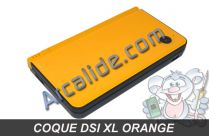 coque dsi xl orange