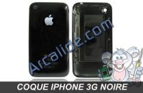 coque iphone 3gs noir