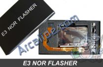 e3 nor flasher