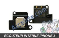 ecouteur iphone 5