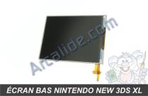 ecran bas new 3ds xl