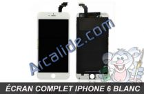 ecran iPhone 6 blanc