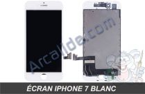 ecran iPhone 7 blanc