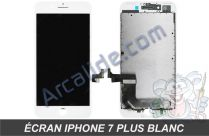 ecran iPhone 7P blanc