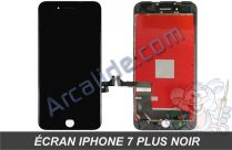 ecran iPhone 7p noir