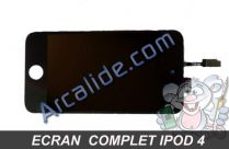 ecran ipod touch 4