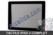 tactile iPad 2 complet