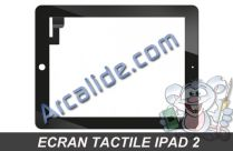 ecran tactile ipad 2