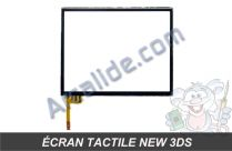 ecran tactile new 3ds