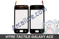 vitre tactile galaxy ace