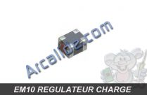 em10 regulateur charge