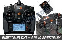 radio spektrum dx6