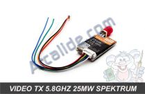 video tx spektrum 25mw