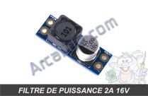filtre lc power 2a 16v