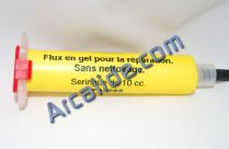 flux de soudure en gel