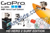 gopro hd2 surf