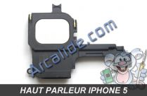 haut parleur iphone 5