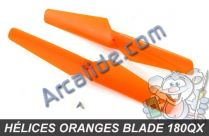 hélices 180 qx hd orange