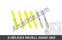 helices nano hex revell