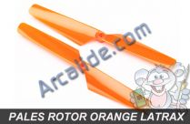 hélices orange latrax