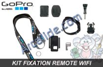 fixation remote gopro