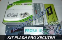kit flash x360usb pro