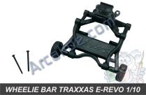 wheelie bar e-revo 1/10