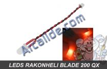 leds rouges 200 qx rkh