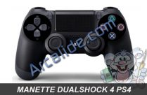 manette dual shock 4 ps4
