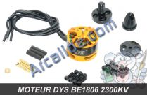 dys be1806 2300kv gold