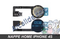 nappe home iphone 4s