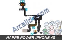 nappe power iphone 4s